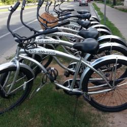 Barton Springs Bike Rental & Tours